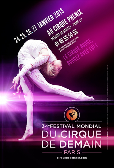 34th Festival Mondial du Cirque de Demain