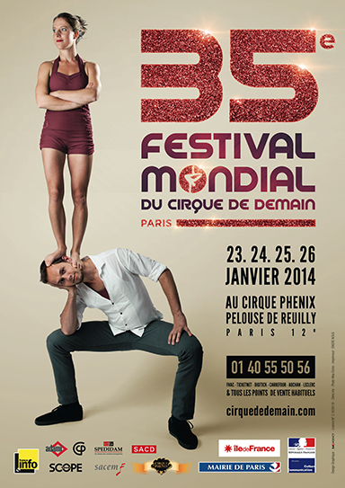 35th Festival Mondial du Cirque de Demain