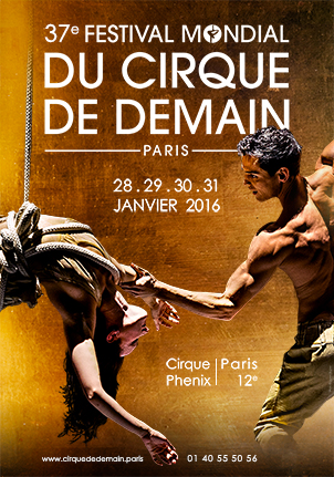 37th Festival du Cirque de Demain