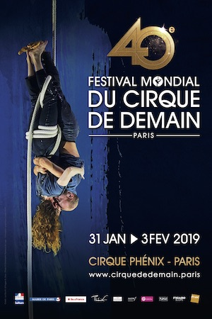 40th Festival Mondial du Cirque de Demain