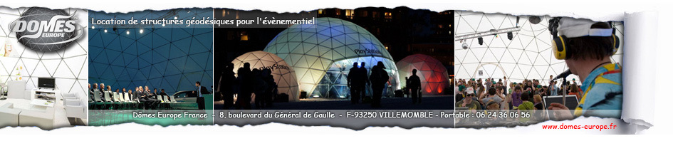 Domes Europe - 2020