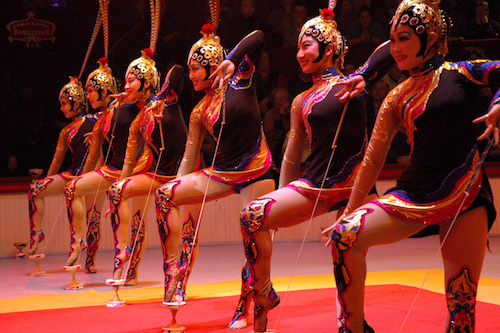 Troupe Nationale de Chine