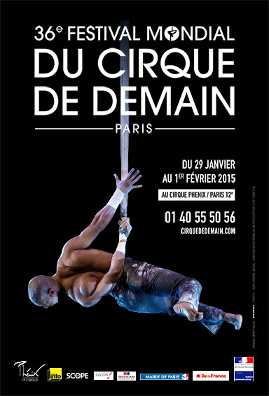 36th Festival Mondial du Cirque de Demain